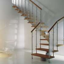 Лестницы на заказ в Щёкино.Монтаж,проектирование, в Туле