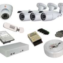 Проектирование и установка систем видеонаблюдения, в Новороссийске