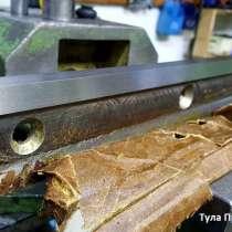 Ножи гильотинные по металлу 550 60 20мм в наличии предназнач, в Нижнем Новгороде