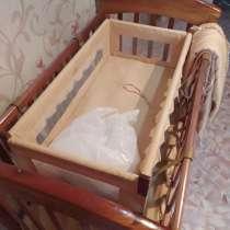 Отдам детскую кроватку за пакет с фруктами, в г.Караганда