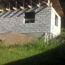 Продам недостроенный дом 30кв/м в с. Кызыл-Озёк, в Горно-Алтайске