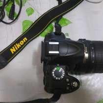 Цифровой Фотоаппарат Nikon D3000, в Астрахани