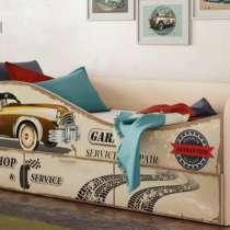 Кровать детская ретро 3, в Новосибирске