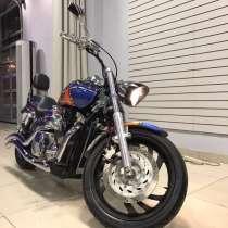 Продам мотоцикл HONDA VTX1300C7, в Москве