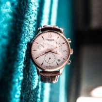 Новые часы Tissot, в Перми
