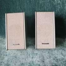 Колонки Panasonic, в Химках