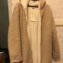 Плюшевая куртка без пуговиц, в Чите
