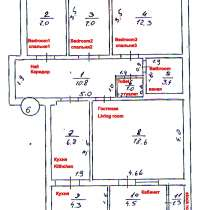 Без посредников продается 3-х комнатная квартира, в г.Ереван