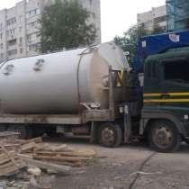 Перевезу гараж, контейнер, павильон, вагончик, киоск, в Новосибирске