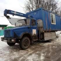 Услуги кран манипулятор, в Москве