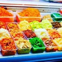 Корейские салаты, в г.Тараз