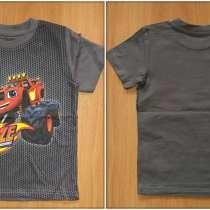 Новая футболка со Впышем р.98, в Красноярске
