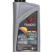 RAIDO Extra RN 5W40 - синтетическое моторное масло, в г.Алматы