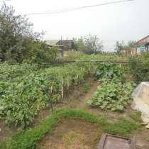 Дом 60кв, дерево, туалет, ванна, гараж кирпич, огород 4 сот, в Красноярске