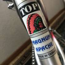 Продается велосипед Magnum Apache, в г.Ташкент