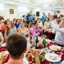 Новогодние корпоративы В Парад Парк отель - Томск, в Томске