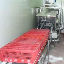 Сушка ящиков и лотков на пищевом производстве, в Москве