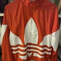 Мужская ветровка (куртка) adidas original, в Москве