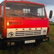 Продам Камаз 10т. лесовоз с прицепом, в г.Петропавловск