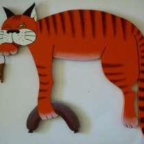 Рыжий котяра, в Тольятти