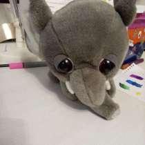 Слон игрушка, в Москве