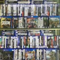 Игры Sony PlayStation 4, PS 4, ЗЫ 4, ПС 4 (Продажа, Обмен), в Санкт-Петербурге