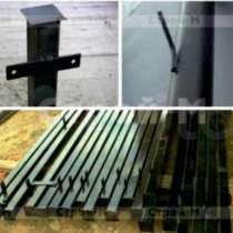 Столбы металлические, в Городце