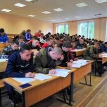 Профотбор для поступающих в вузы МО, МЧС, МВД, в Санкт-Петербурге