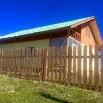 Продам новый благоустроеннй дом, в Богдановиче