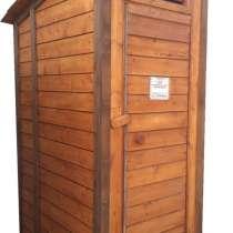 Дачный туалет, в Сургуте