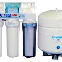 Подбор и установка фильтра для воды, в Дмитрове