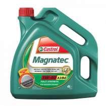 Масло CASTROL Magnatec 5W40 A3/B4 4литра синтетическое, в Раменское