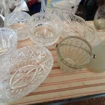 Хрустальная посуда, в Самаре
