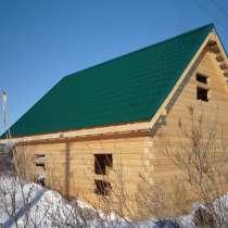 Строим дома, дачи, бани, кровельные, отделочные работы, в Новосибирске