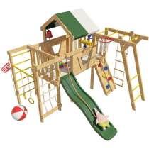 Детский игровой комплекс Самсон, в Москве