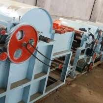 Разволокняющая машина для переработки текстильных отходов, в г.Циндао