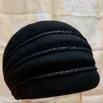 Шляпа чёрная 800руб, в г.Луганск