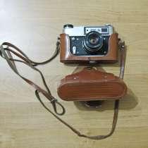 Фотоаппарат ФЭД-5в - в хорошем состоянии, в г.Павлодар