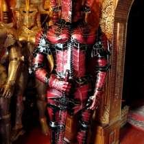 Рыцарь средневековья-креативная скульптура, в Краснодаре