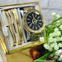 Подарочный набор женский, подарок, часы, наручные часы, в Кирове