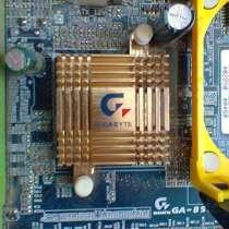 Материнская плата gigabyte GA-8S648FX для ПК, в Москве