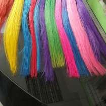 Цветные натуральные волосы, в Волгограде