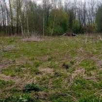 Продам земельный участок, в Рузе