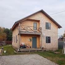 Дом 174 кв. м, на 8 сотках, в Воскресенске