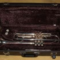 Труба yamaha c посеребренным покрытием. Япония, в Санкт-Петербурге