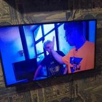 Телевизор LG 43, в Москве