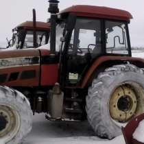 Два трактора Фотон, в Ростове-на-Дону
