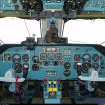 Авиатренажер Ан-28, в Новосибирске