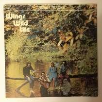 Paul McCartney Wings Wild Life 1992 CD mint, в Москве