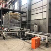 Автоматическая линия по производству стекломагниевого листа, в г.Yining
